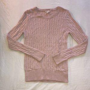 Pink merona Sweater